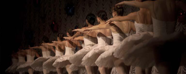 Tour Lounge Teaser Ballett Showgruppen