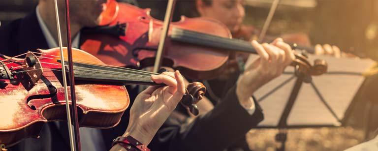 Tour Lounge Teaser Chöre und Orchester